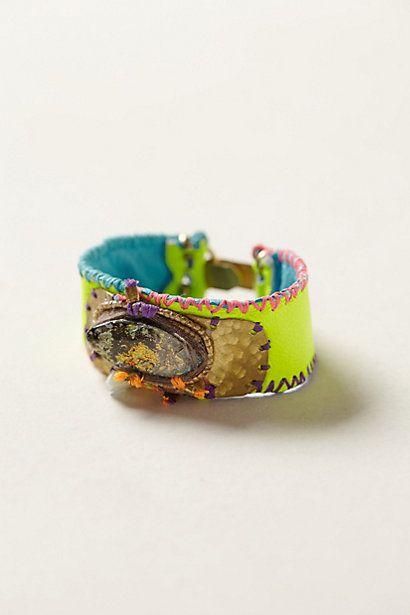 Indian Summer Bracelet #anthropologie