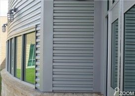 Wave Wall Panels Architectural Building Components Corrugated Metal Siding Metal Wall Panel Metal Siding