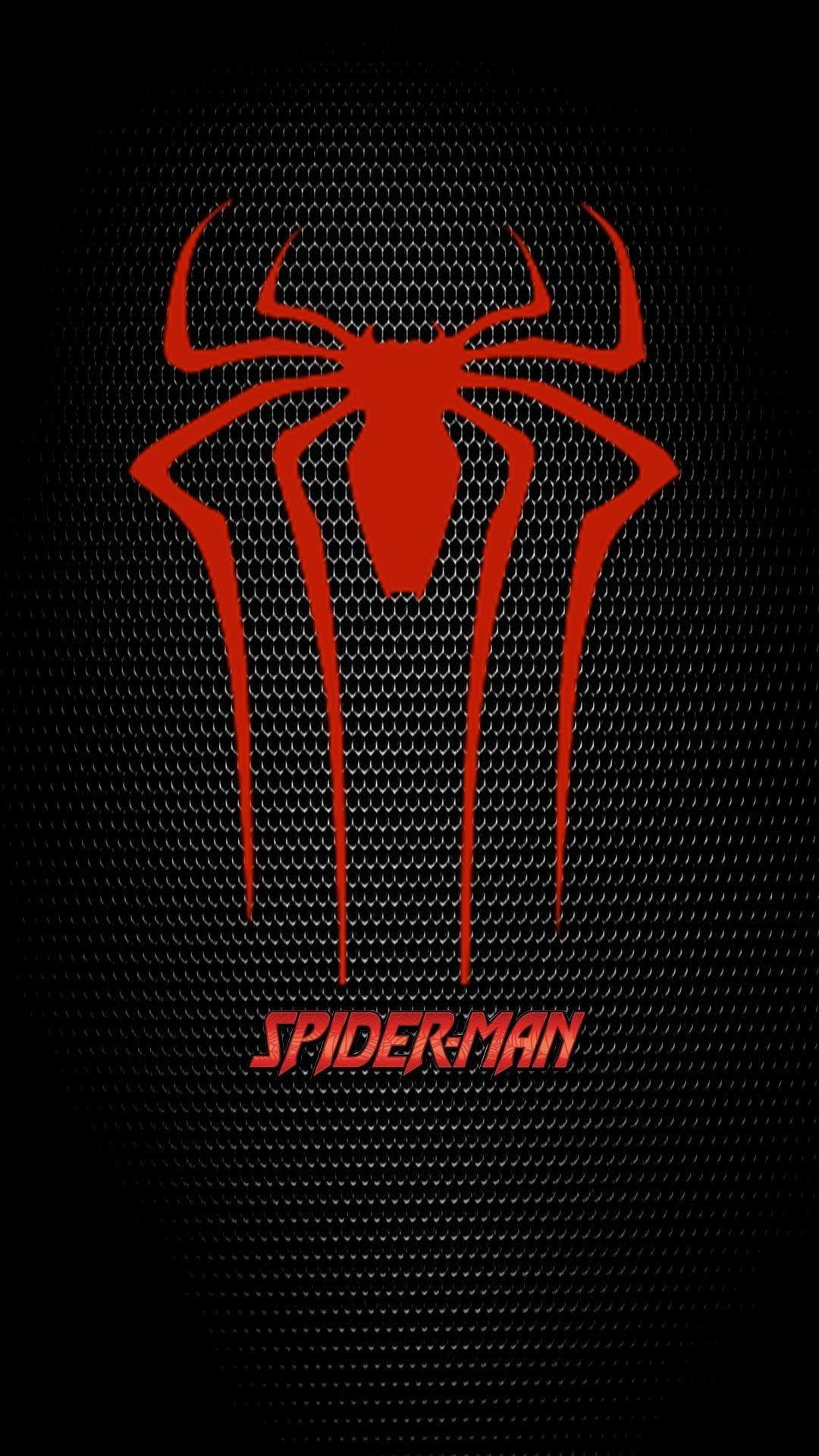 Logos Spiderman Iphone 6 Plus Wallpapers Logo Spiderma Iphone 6