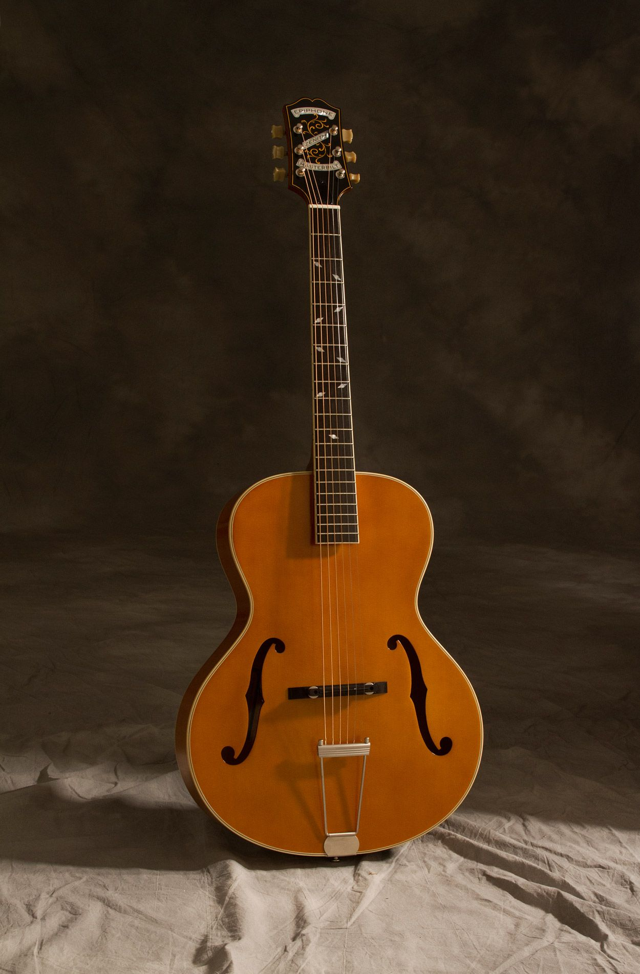 1933 Epiphone Zenith And Olympic Vintage Guitars Acoustic Epiphone Vintage Guitars