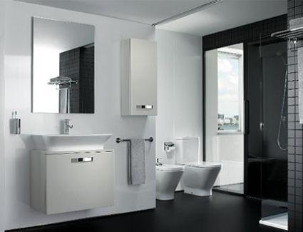 Baños minimalistas Minimalist, Future house and Interiors