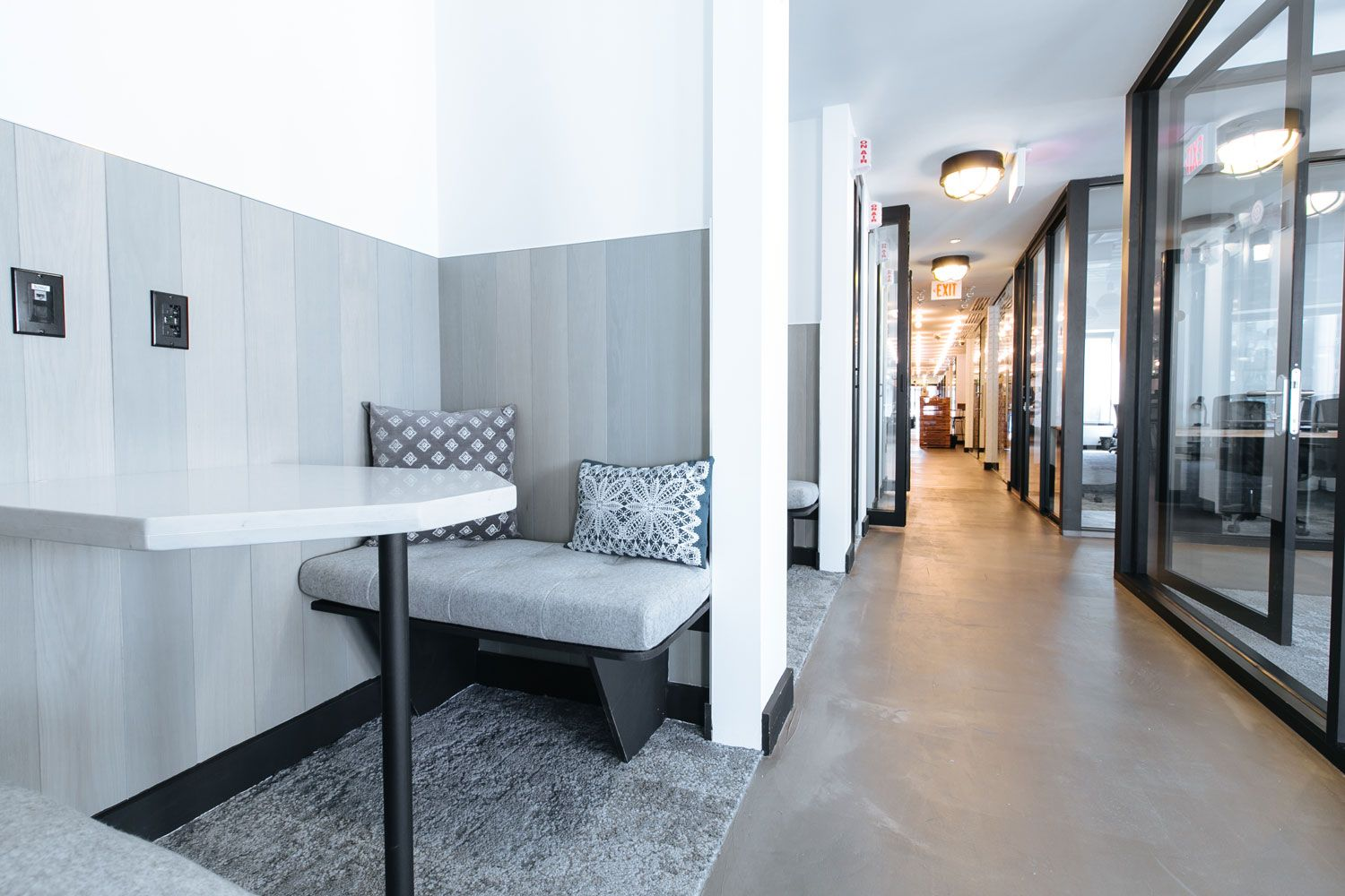 WeWork - Boston\'s South Station | Coworking | Pinterest | Desks ...