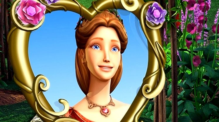 Barbie Diamond Castle Melody In The Mirror Barbie Movies