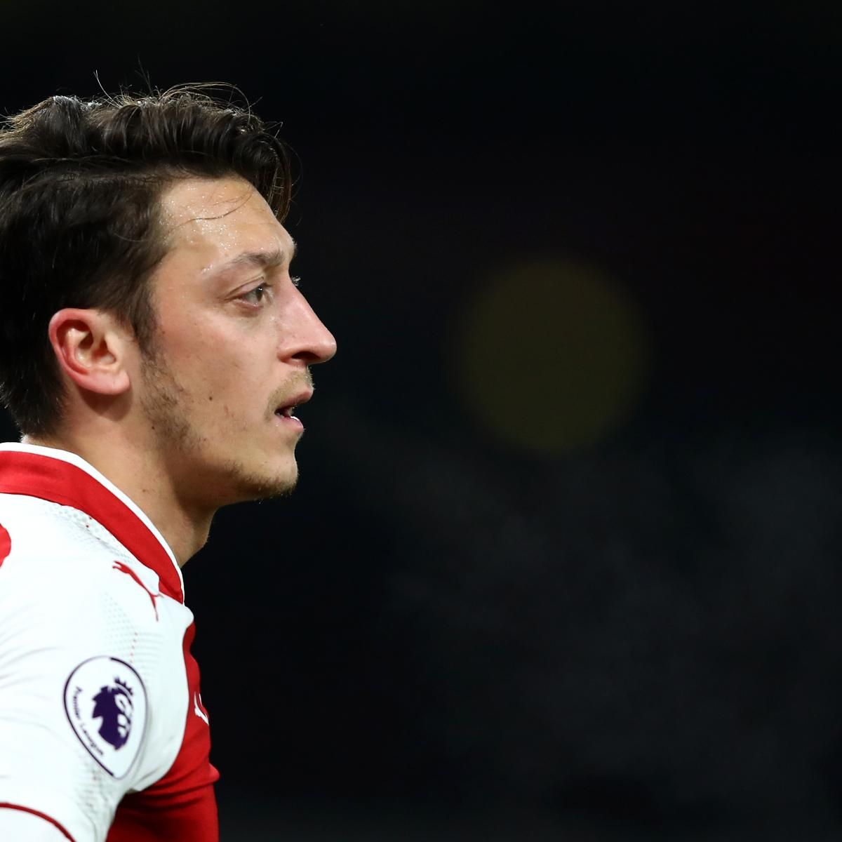 Mesut ozil transfer meeting with barcelona reportedly set