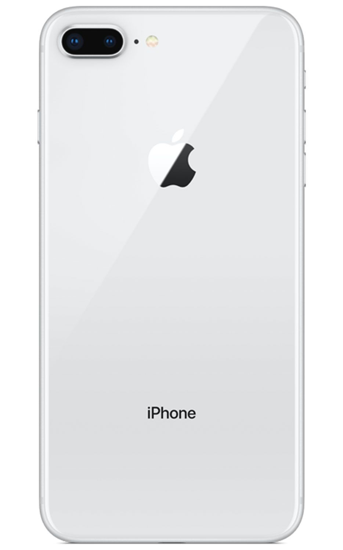 Apple Iphone 8 Plus Silver Apple Smartphone Iphone Apple Phone