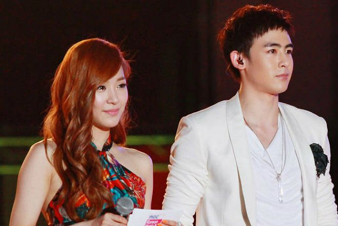 Girls Generation S Tiffany And 2pm S Nichkhun Are Officially Dating Girls Generation Snsd Poker