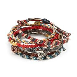 Continents Bracelet  $35.00