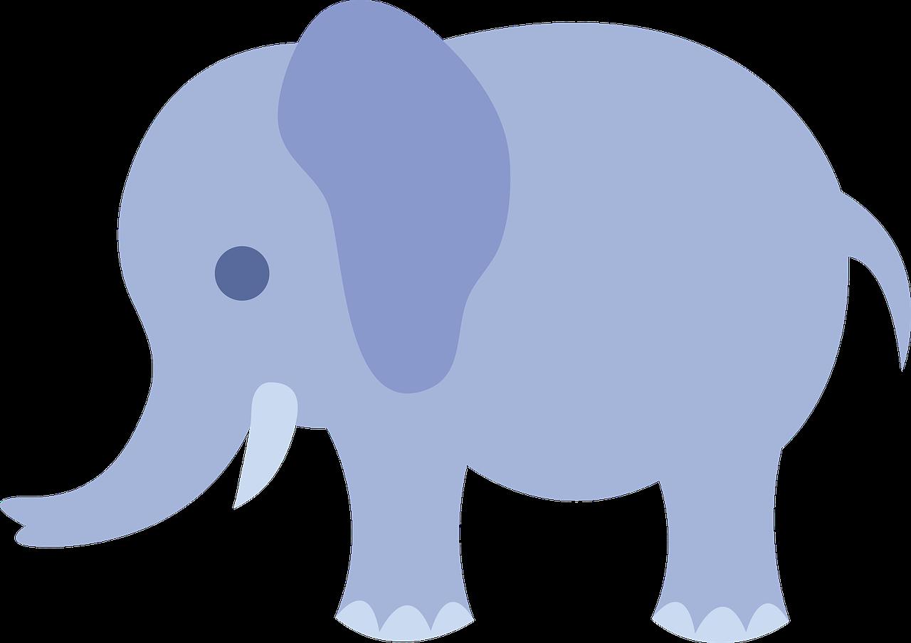 Free Image On Pixabay Blue Elephants Baby Animals Cartoon Elephant Elephant Clip Art Elephant Baby Showers