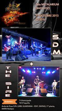 Entradas para The Sire + trilogy en Madrid el 27 de septiembre 2013 en notikumi