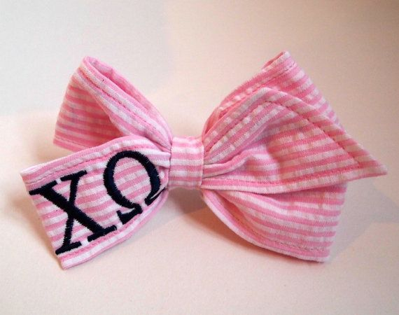 Great for big/little! Phi mu, chi omega, alpha delta pi, kappa delta, alpha chi omega, zeta tau alpha, alpha omicron pi and many more!