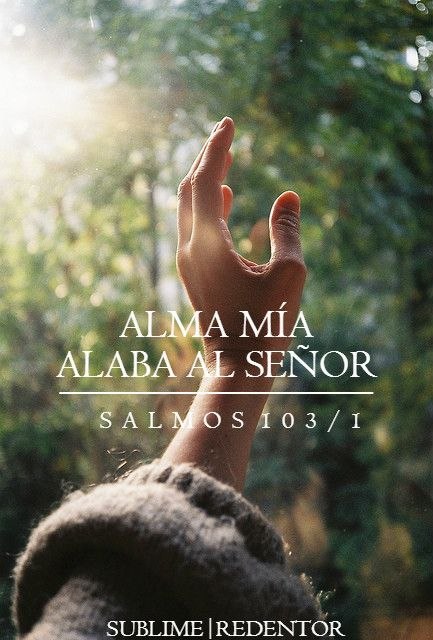 Sublime Redentor Versículos Bíblicos Salmos Frase De Fe