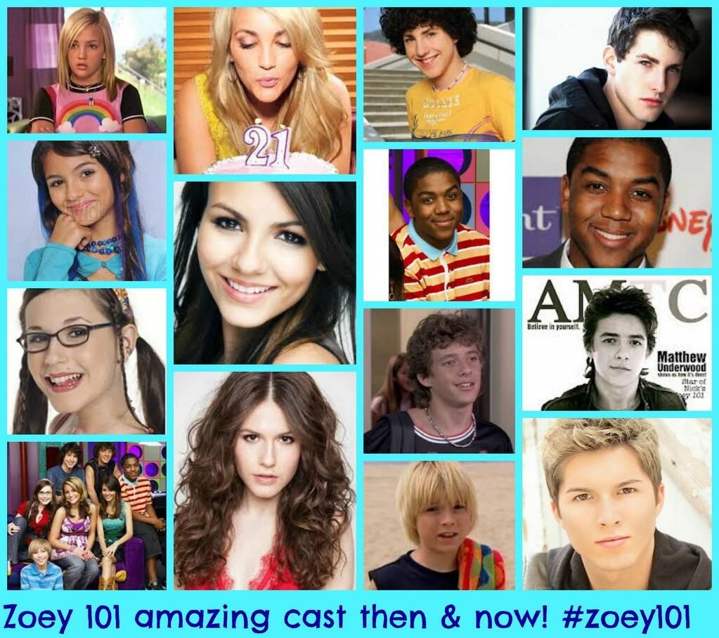 Zoey 101 Cast Then And Now Zoey 101 It Cast Tv Shows