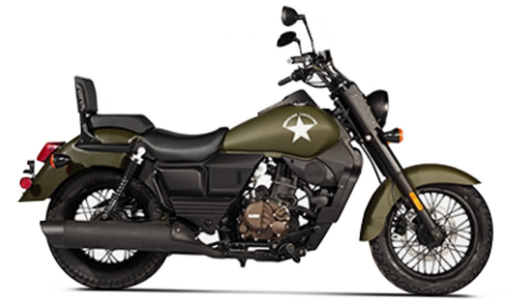 Um Global Has Launched Renegade Commando Sport S And Classic At A