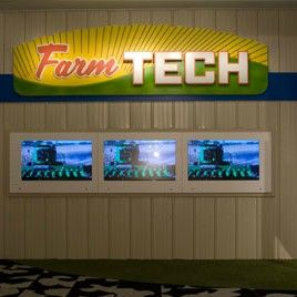 Farm Tech at Museum of Science and Industry Chicago, IL #Kids #Events