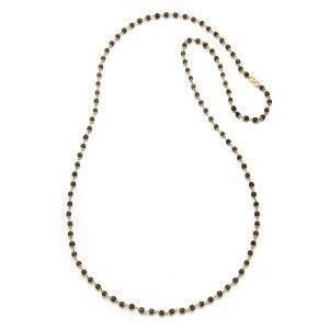 Tulsi Mala in Gold - Satya Jewelry | bejewel me in 2019
