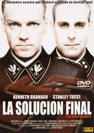 La solucion final / Dir: Frank Pierson. Intèrprets: Keneth Branagh, Stanley Tucci.