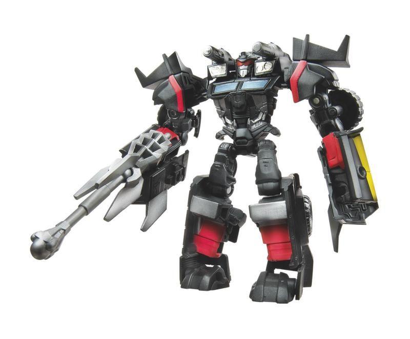Transformers Prime Beast Hunters Trailcutter Complete Cyberverse Commander