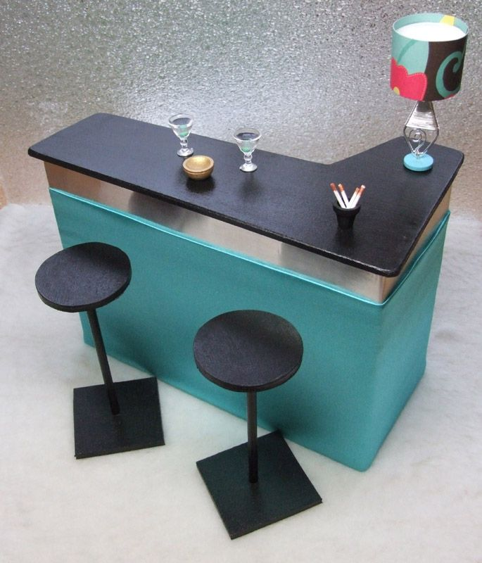 mid century modern dollhouse furniture. Boormerang This Is My Favorite Site For Barbie Furniture! Innovative Mid-century Modern Ideas, Great Fabrics, Amazing Dolls And Clothes. Mid Century Dollhouse Furniture E