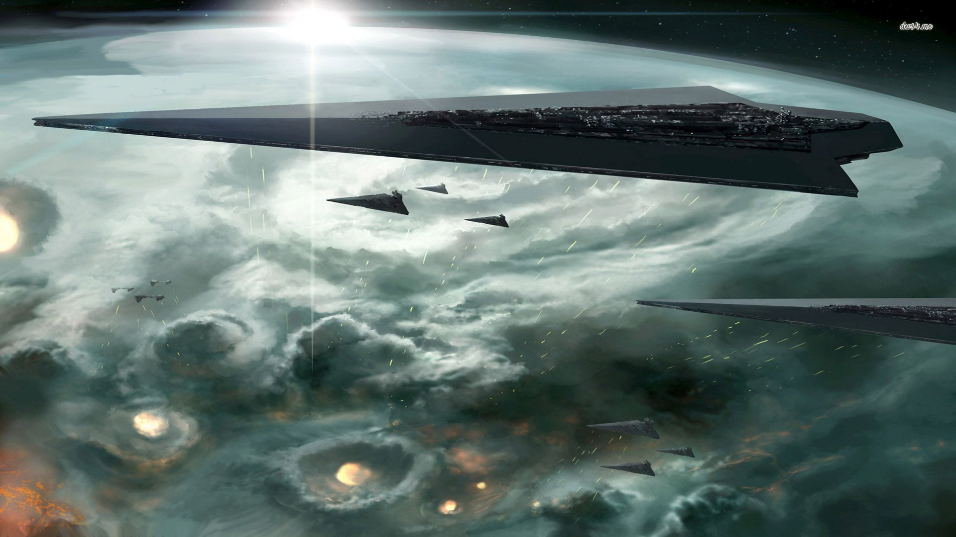 Star Wars Imperial Star Destroyer Star Wars Wallpaper Star Wars Ships Star Wars Illustration