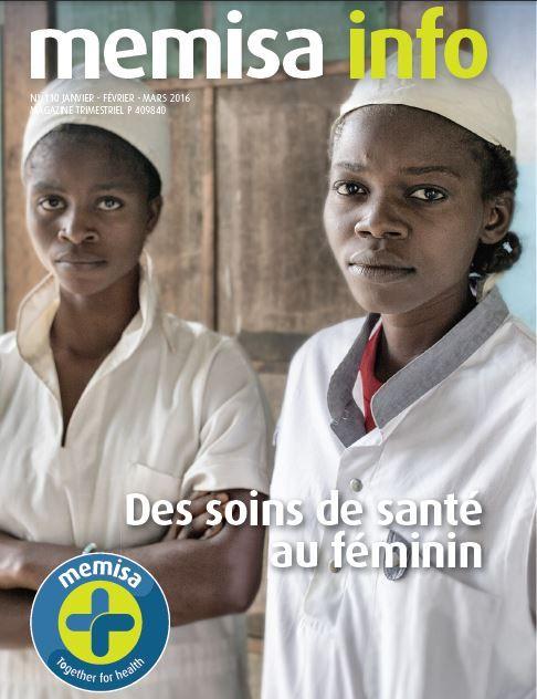 Vous souhaitez savoir dans quelle mesure Memisa contribue à la lutte pour l'égalité homme-femme?