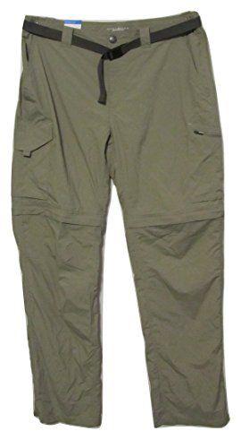 Introducing Columbia Mens Kestrel Ridge Convertible Hiking Pants 3634 Great Product And Follow Us For More Updates Hiking Pants Pants Mens Pants