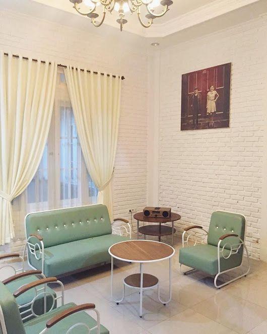 27 Desain Ruang Tamu Minimalis Bergaya Klasik Vintage Dekor