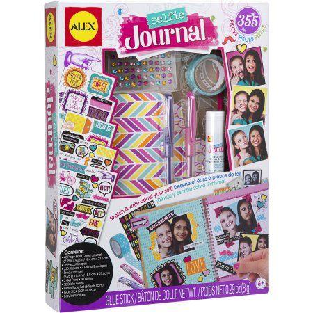 Selfie Journal Kit Walmart Com Alex Toys Toy Craft Hobby Lobby Christmas