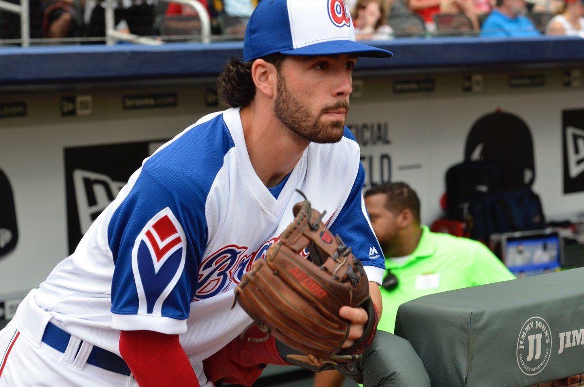 These Throwbacks Atlanta Braves Braves Hot Baseball Players