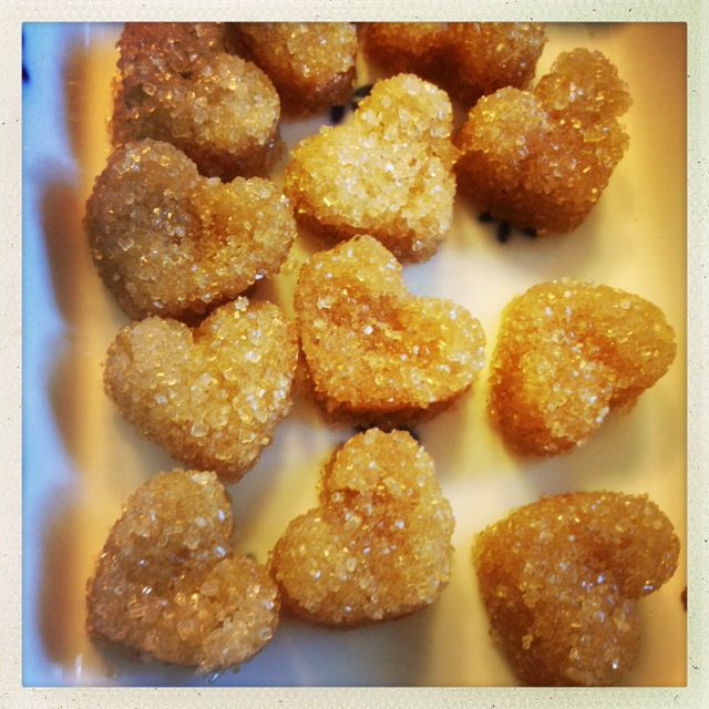 more diy sugar cubes