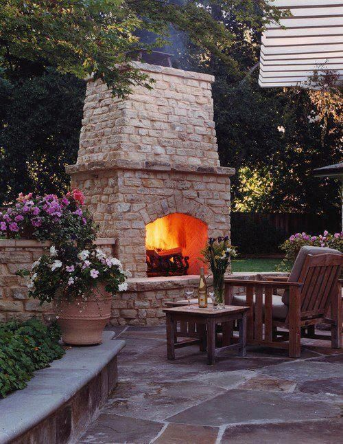 Fire Place Outdoor Fireplace Designs Outdoor Fireplace Backyard Fireplace