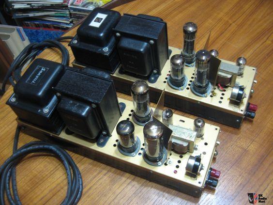 Rare vintage Sansui tube amplifiers Q-55 | Sansui in 2019