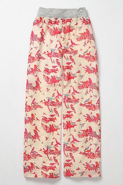 Voyage Sleep Pants #anthropologie