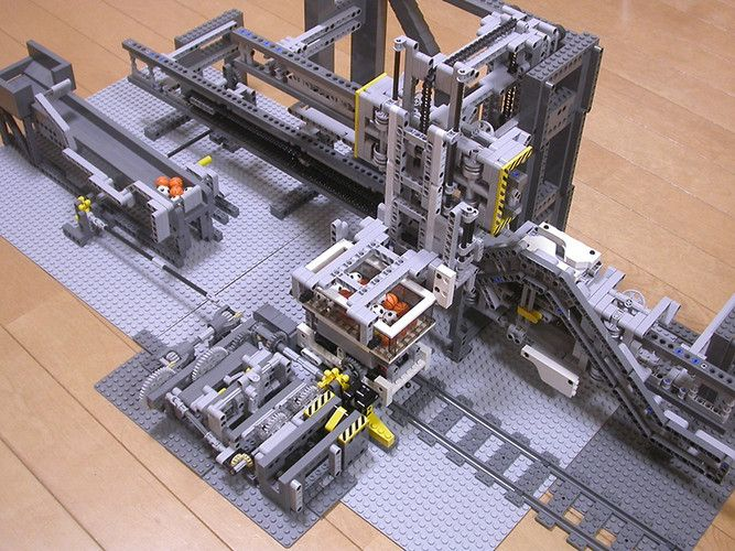 Watch: The Most Epic Lego Contraption Of All Time