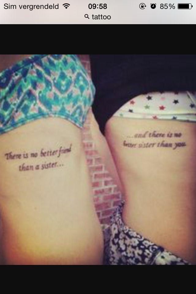 Typische Zussen Tattoo Tattoos Zustatoeages Tatoeages