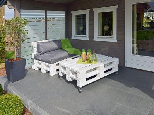 Gardenplaza Genial Einfach Kreative Gartenmöbel Aus Paletten
