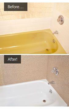 Bathtub Refinishing Seattle, Tacoma WA