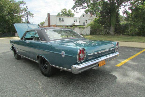 A Fx Style 1965 Ford Galaxie 500 Xl Street Machine Ford Galaxie