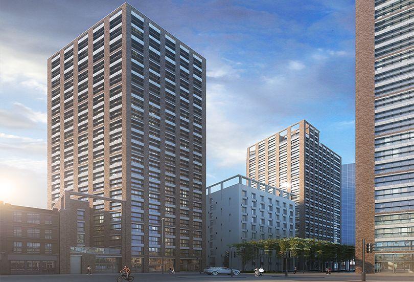 1 Aldgate Place | Barratt Homes | EC1 New Developments ...