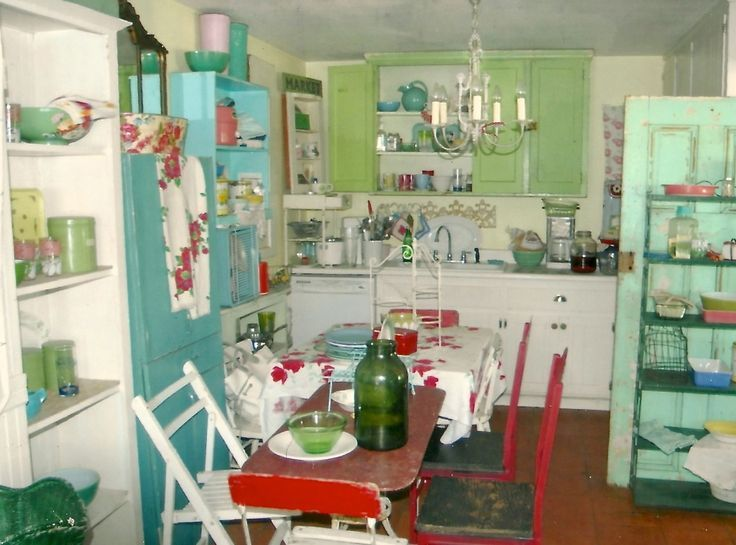 1930 kitchen 1930s kitchen kitchens Pinterest 1930s