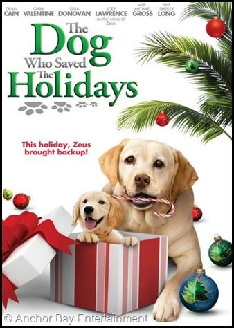 The Dog Who Saved The Holidays Christmas Dvd Dogs Holiday Movie Hallmark Christmas Movies