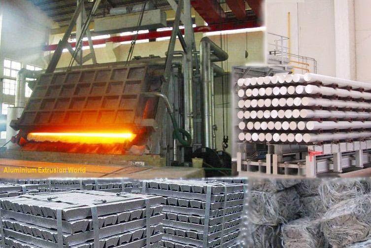 Aluminium Melting Furnaces Aluminium Aging Oven