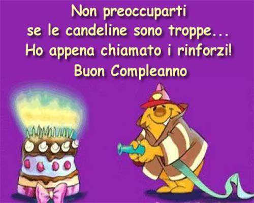 Frases de feliz cumpleanos en italiano