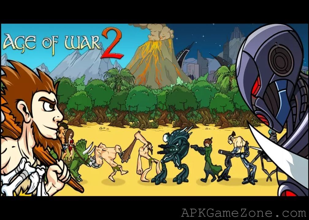 Age Of War 2 Money Mod Download Apk Adventure Capitalist War