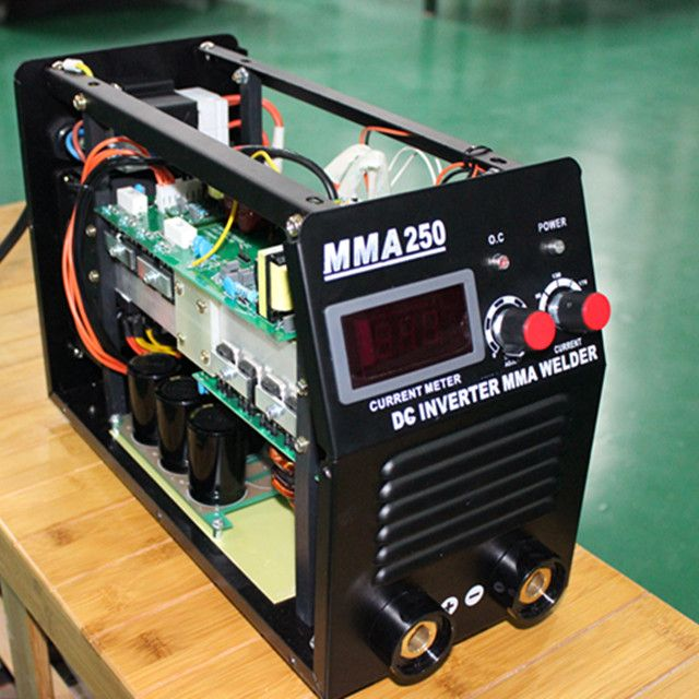 Mma 250 Igbt Dc Inverter Welding Machine