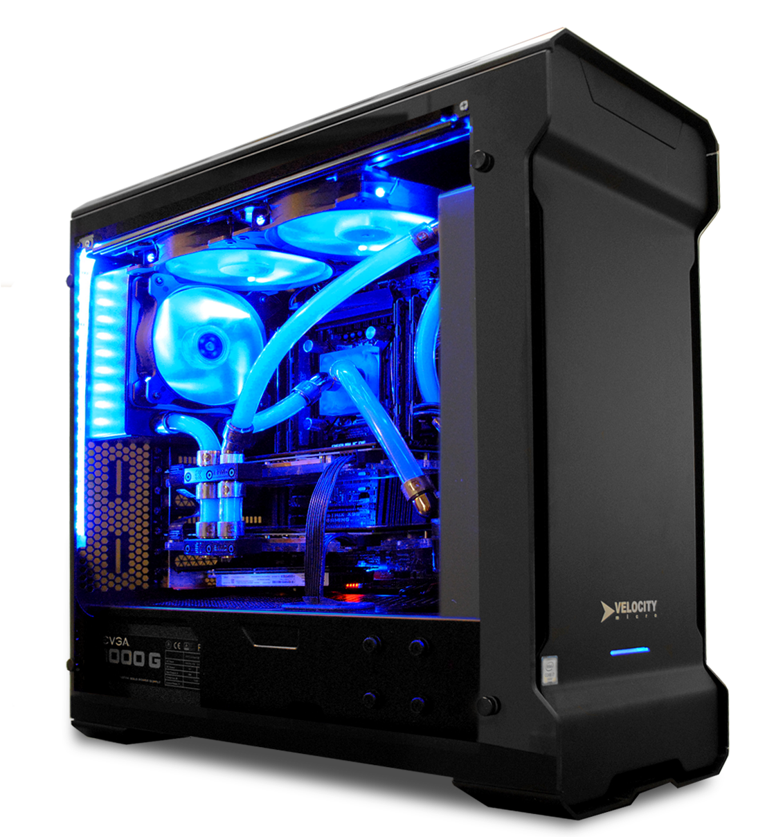 Our Entry Into The Intelrigchallenge Custom Loop Liquid Cooling
