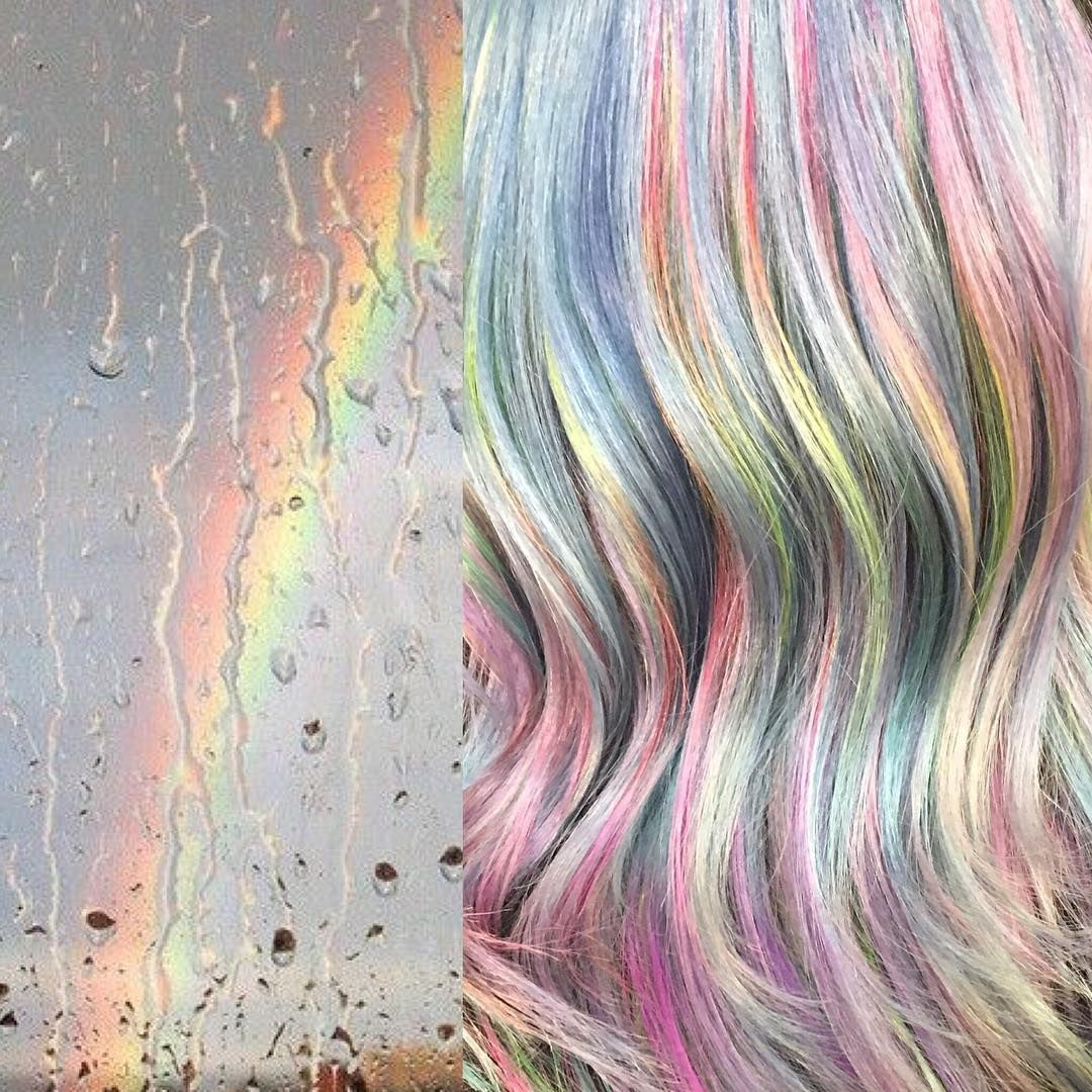 Nature-Inspired Hair Color - Hair Color