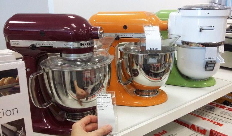 macys kitchenaid mixer sale