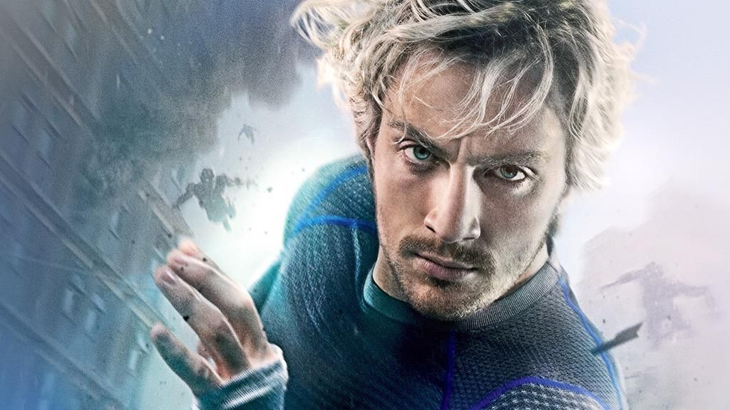 ComicBook NOW! on | Marvel cinematic, Aaron taylor johnson ...