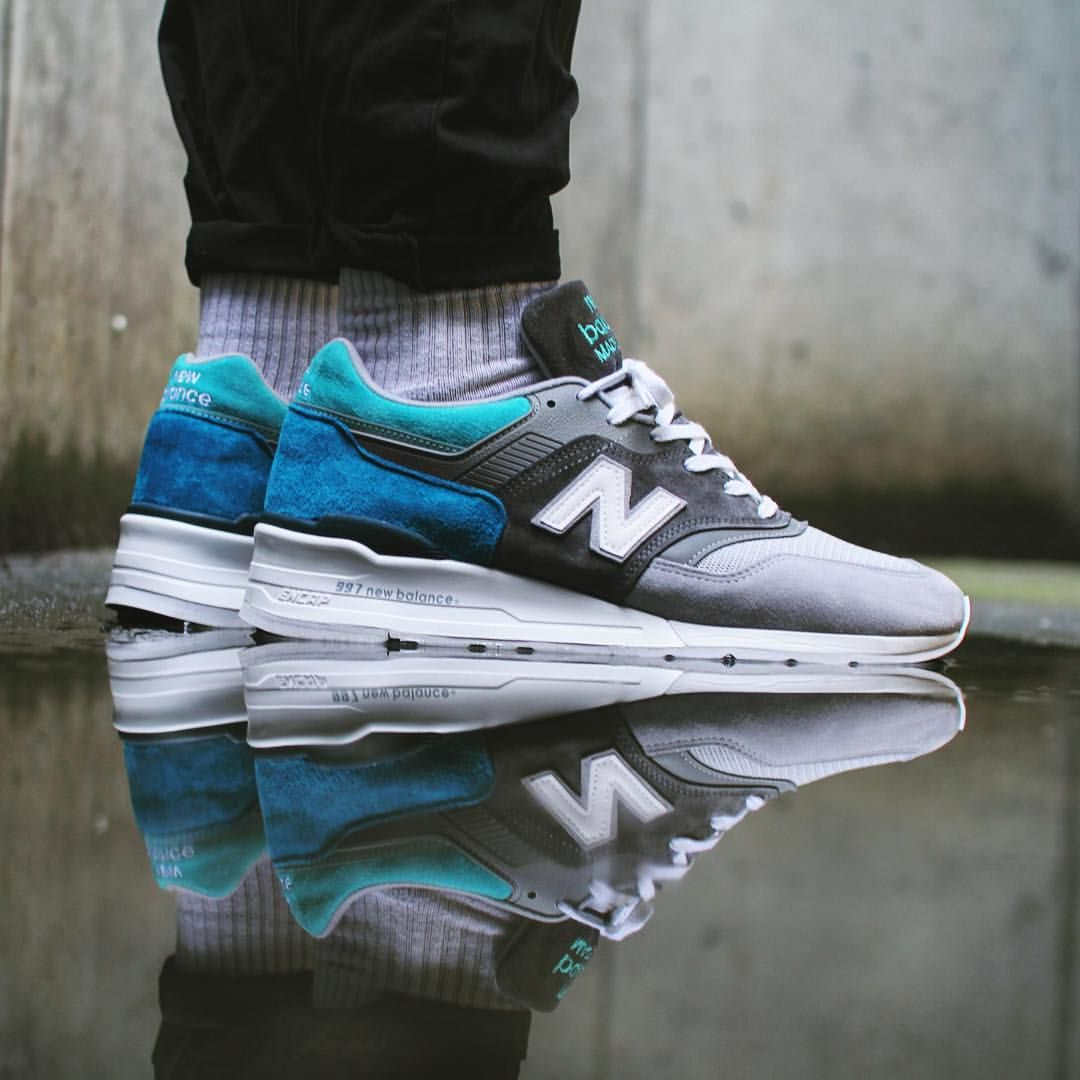 c64af87abde23 New Balance 997 | New Balance in 2019 | New balance trainers, New ...