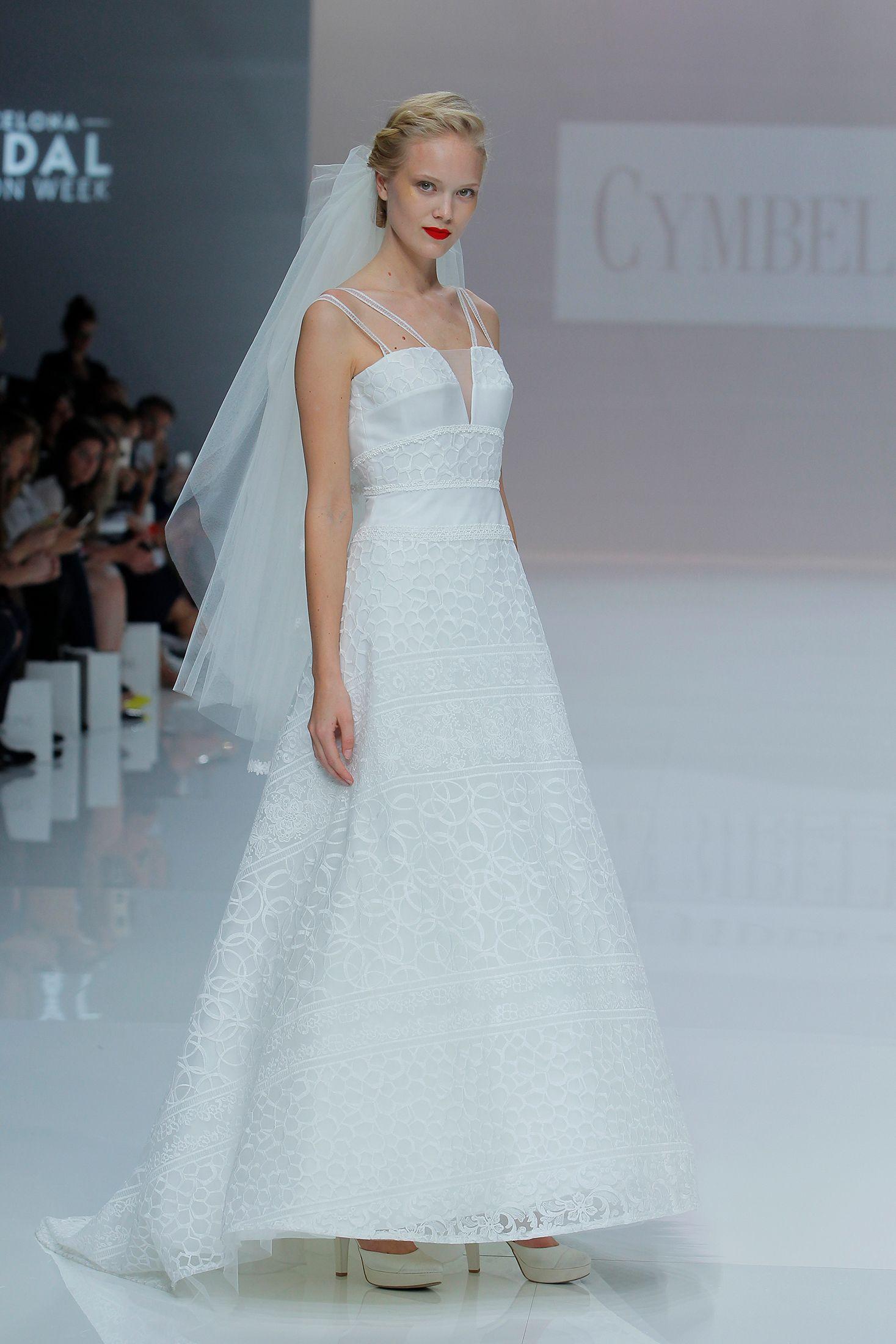 Vestido de Novia de Cymbeline - CY 074 #wedding #bodas #boda ...